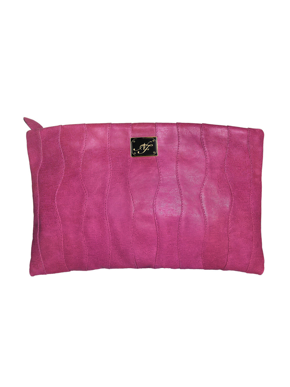 Clutch fucsia - $210