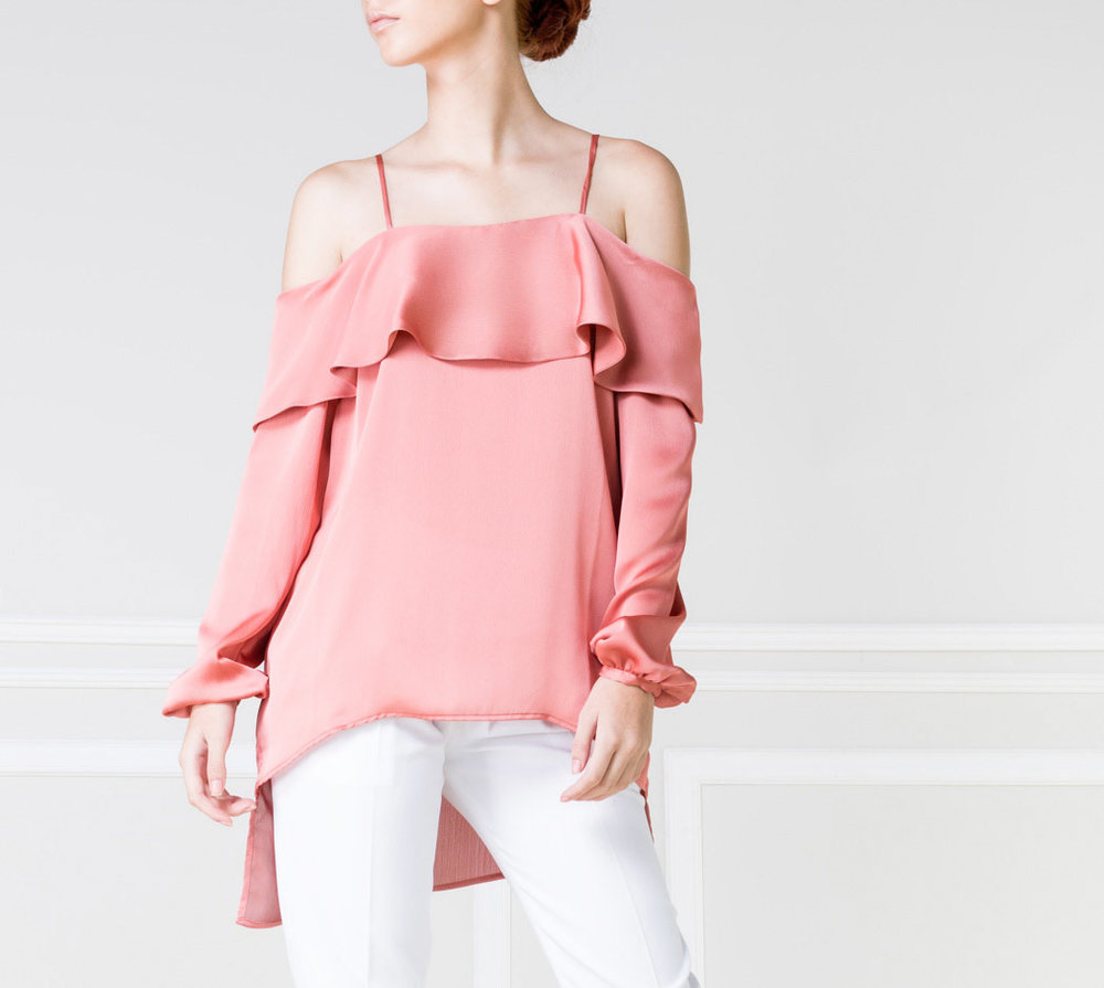 Top OFF-SH coral - €50
