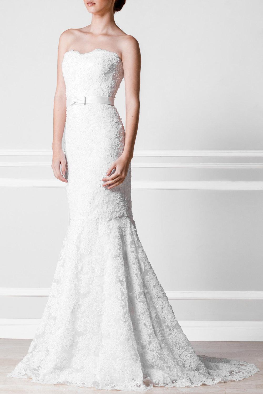 Vestido de novia B - €950
