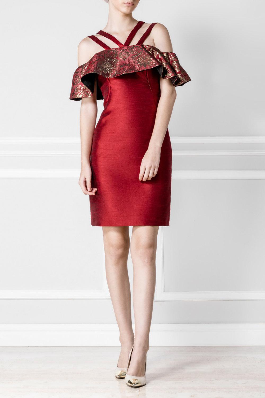 Vestido Vuelo rojo - €210