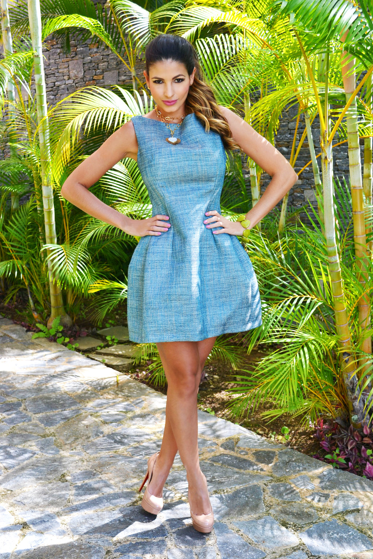 Mariela Vecchio- Blogger