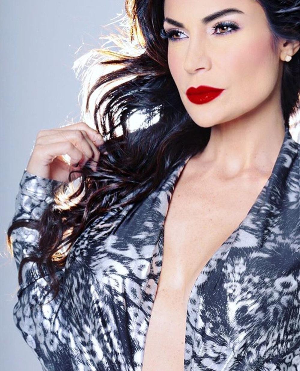 Caterina Valentino- Actriz & Presentadora