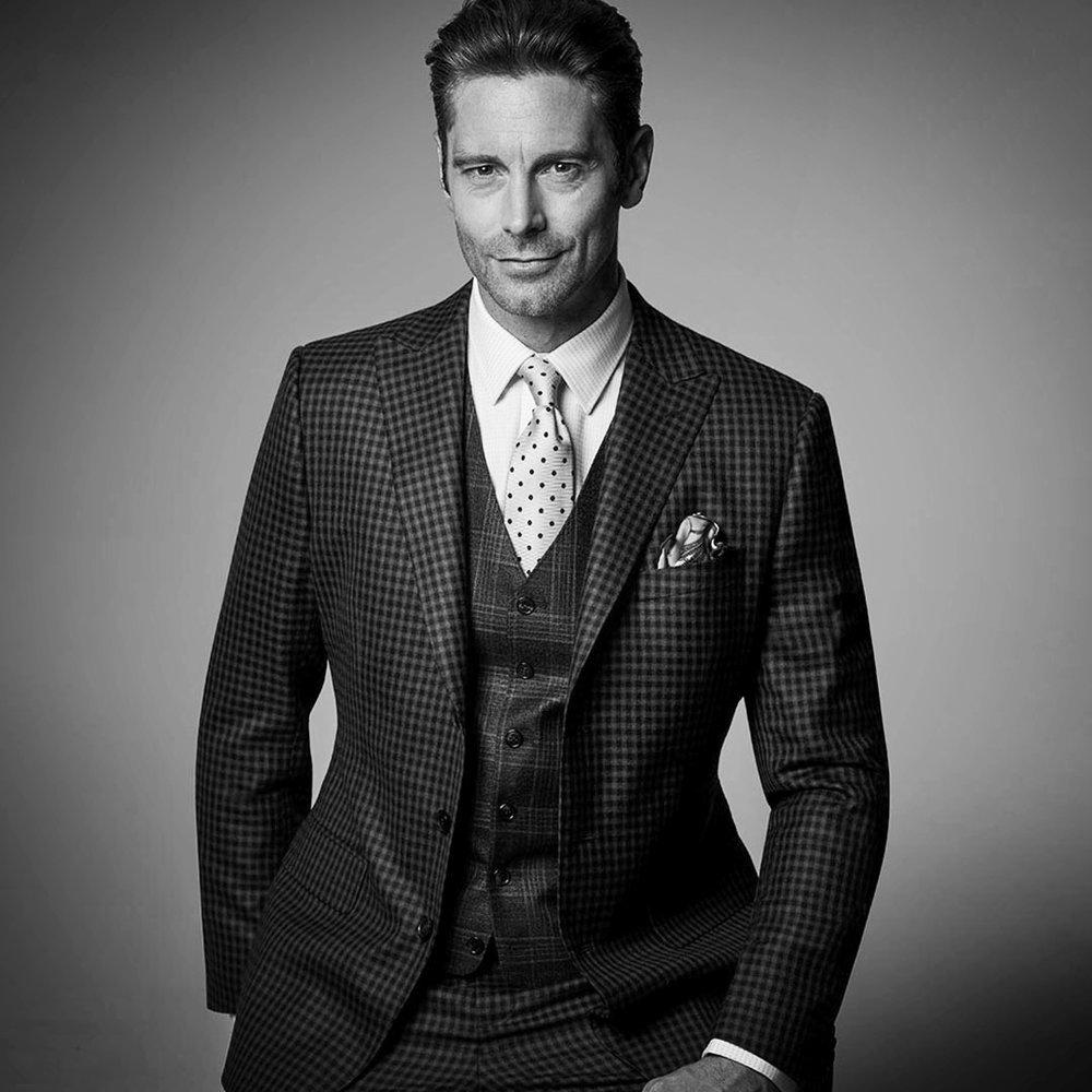 Jeff Banks Tailoring Shapes -