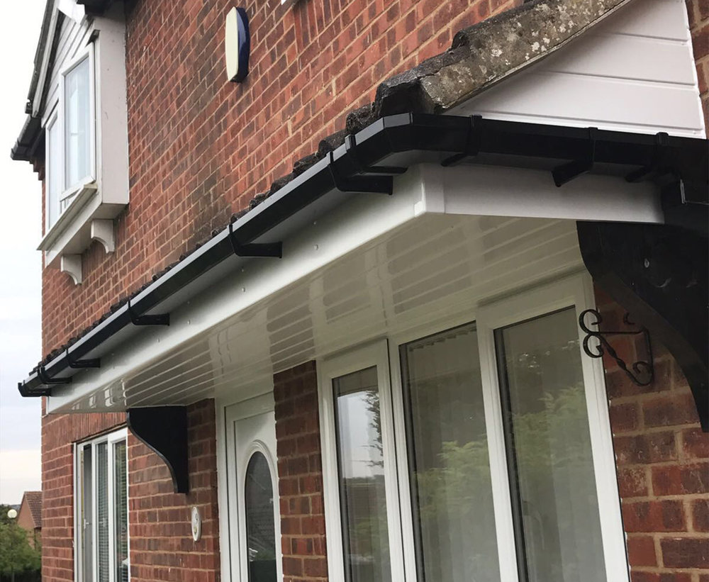 Fascia, Soffits and Guttering -