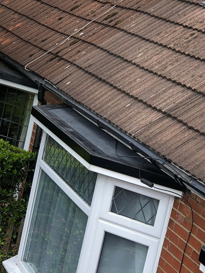 Bay Window Upgrade By Mk Roofing Specialist D Haynes Roofing Mk Roof Company