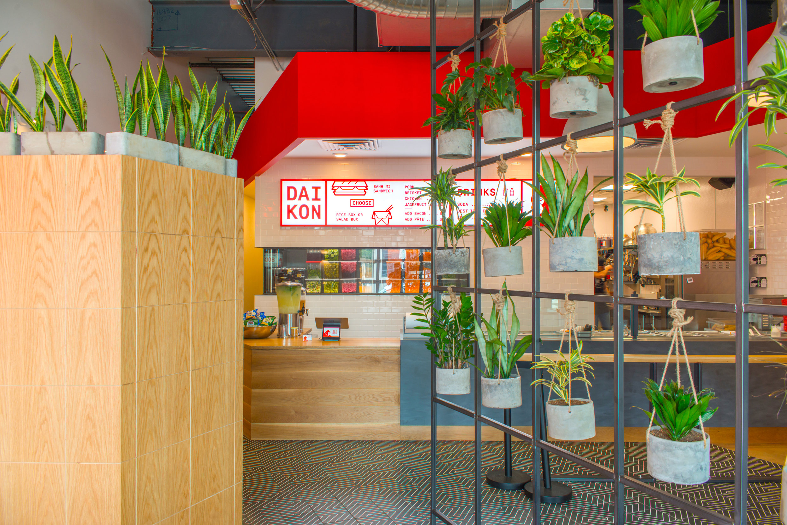 Fast Food Building Designs