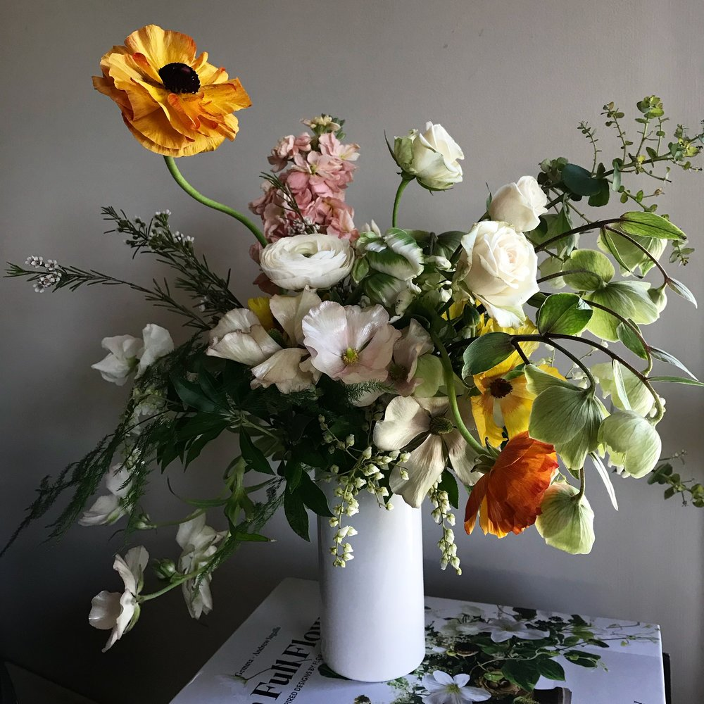 Services - Wedding FloralsEvent InstallationsWorkshopsWeekly AccountsPhotoshootsPop-up Flower Shops