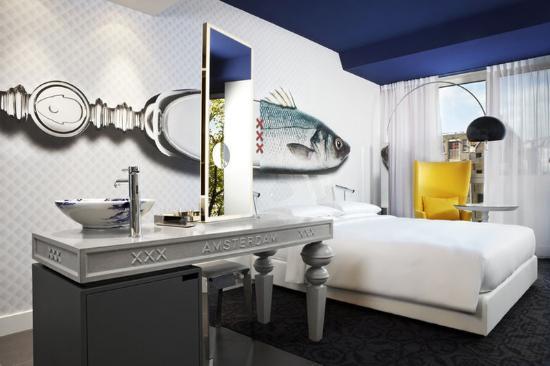 Andaz Amsterdam Prinsengracht Room