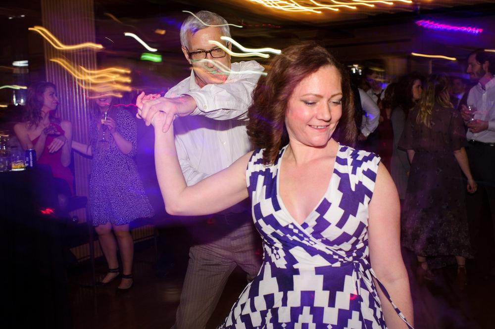Wedding Guests Dances Dances at Lake Union Cafe