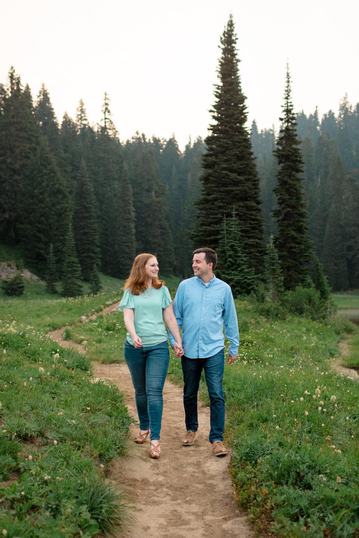 Andrew Tat - Documentary Wedding Photography - Tipsoo Lake - Mount Rainier National Park, Washington - Erin & Robert - 11.JPG
