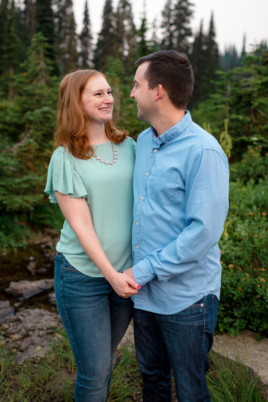 Andrew Tat - Documentary Wedding Photography - Tipsoo Lake - Mount Rainier National Park, Washington - Erin & Robert - 13.JPG