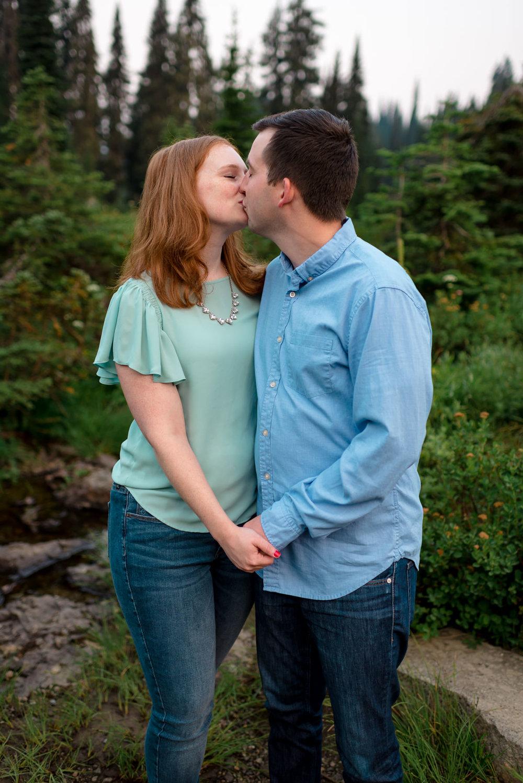 Andrew Tat - Documentary Wedding Photography - Tipsoo Lake - Mount Rainier National Park, Washington - Erin & Robert - 14.JPG
