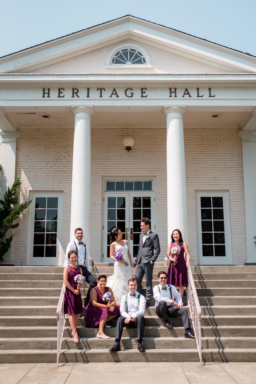 Andrew Tat - Documentary Wedding Photography - Heritage Hall - Kirkland, Washington - Grace & James - 18.JPG