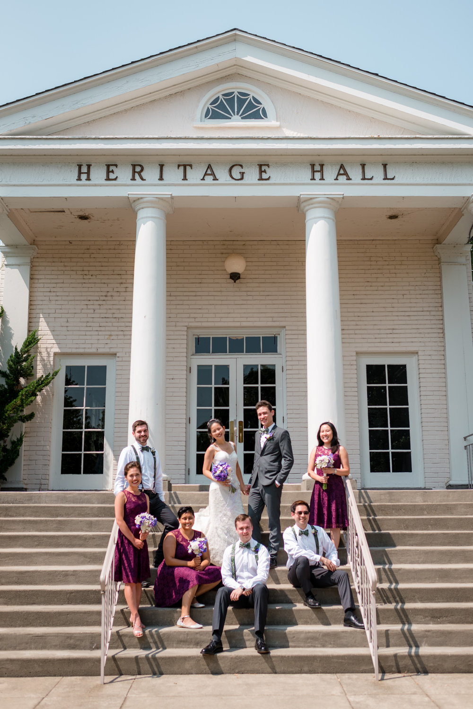 Andrew Tat - Documentary Wedding Photography - Heritage Hall - Kirkland, Washington - Grace & James - 19.JPG