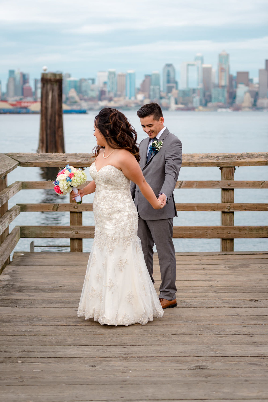 Andrew Tat - Documentary Wedding Photography - Salty's - Seattle, Washington -Mark & Marcy - 04.jpg