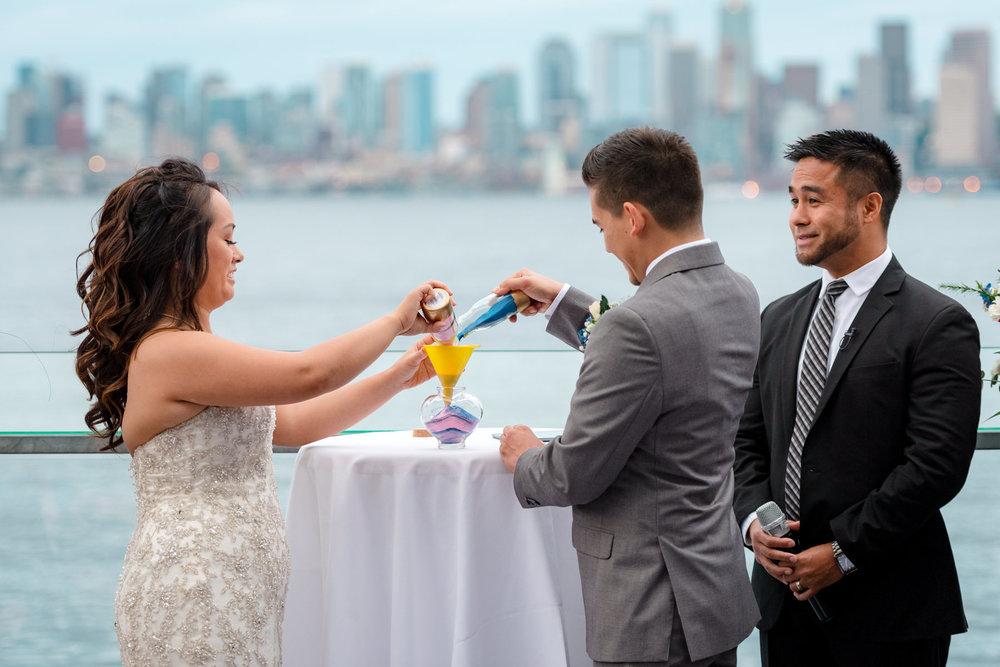 Andrew Tat - Documentary Wedding Photography - Salty's - Seattle, Washington -Mark & Marcy - 14.jpg