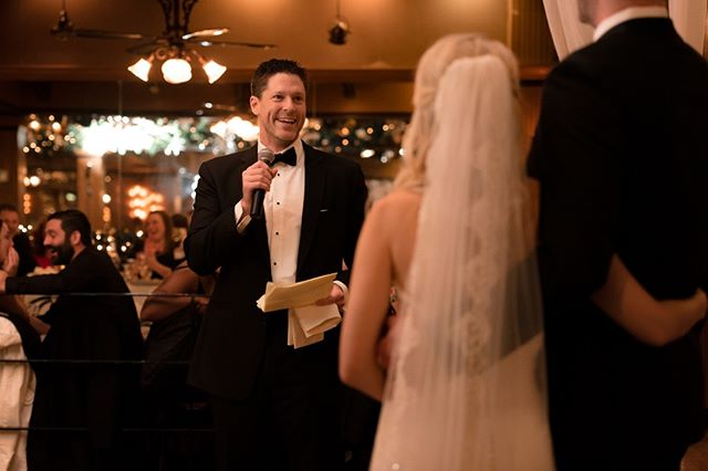 Family wedding toasts are both heartwarming and hilarious 🎤 . . . . . . . . . #wedding #weddings #weddingphotography #weddingphotographer #lakeunioncafe #LUC #seattle #seattleweddingphotographer #seattlephotographer #washington #pacificnorthwest #pnw #explore #exploretocreate #theknot #junebugweddings #bride #groom #happy #love #fun #romance #romantic #documentary #editorial #tatweddings