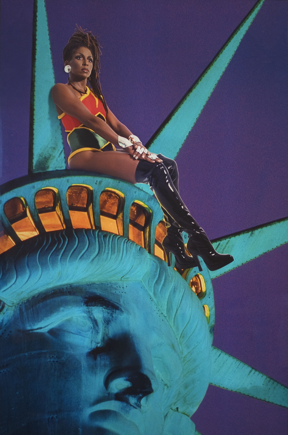 Renee Cox, Chillin with Liberty