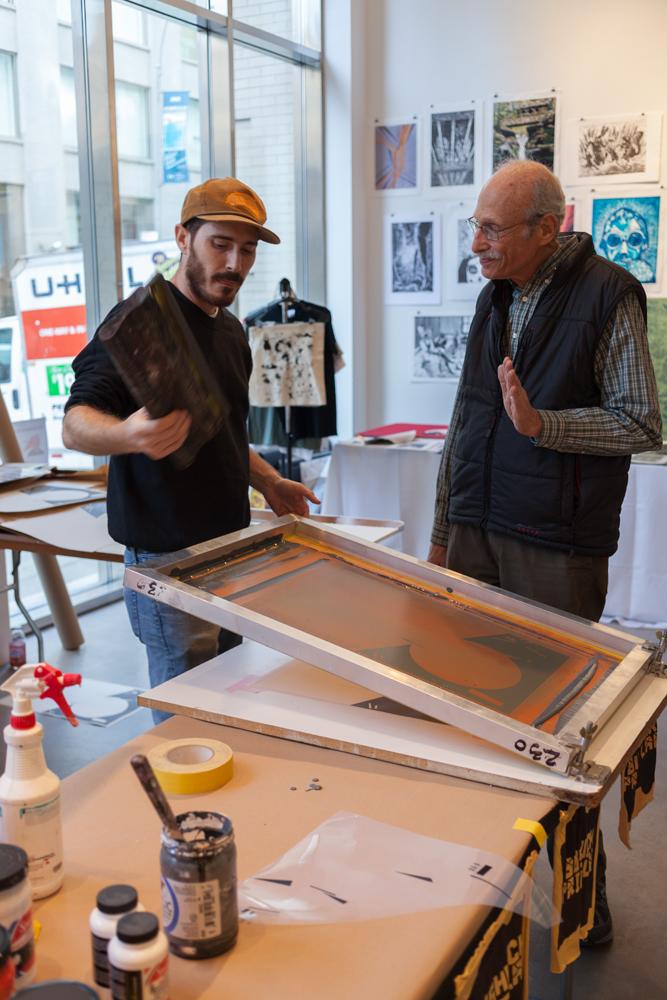 Yevgeniy Fiks Poster Workshop