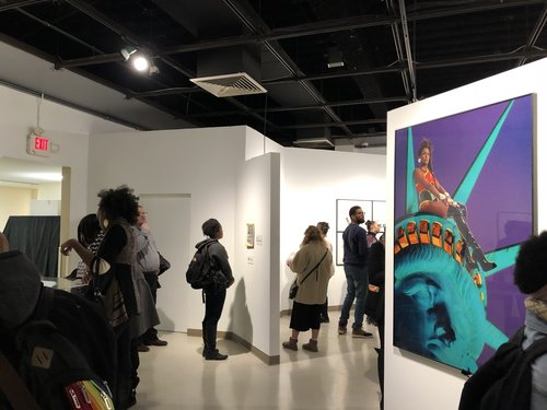 Black Pulp Opens At The African American Museum In Philadelphia