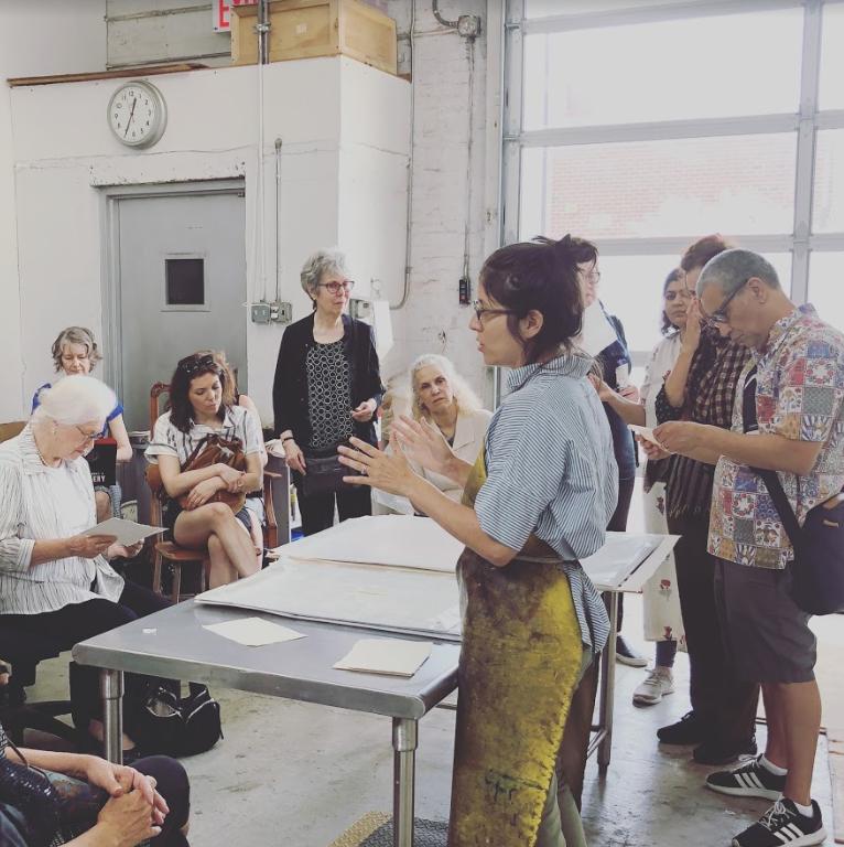 SHOPTALK Workshop Visits