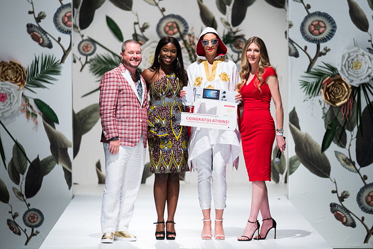 2018 Bernina Fashion Fund Showcase Winner