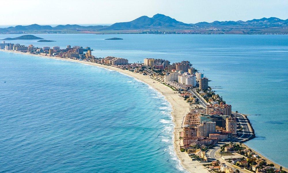 Hotel Mangalan La manga del mar Spain - 7th April & 8th October 2018