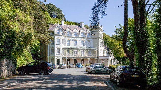 Fishguard bay hotel wales - 8th September 2018 6nts