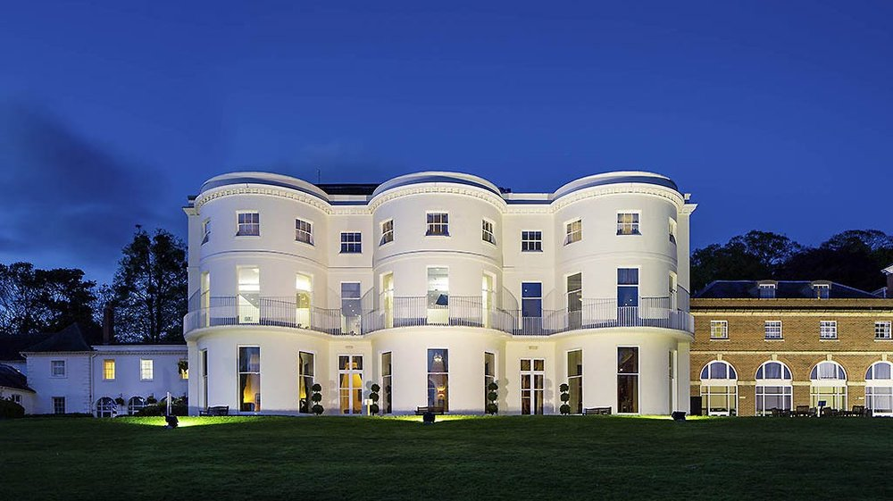 BOWDEN HALL HOTEL GLOUCESTER - 8th November 2018 4nts