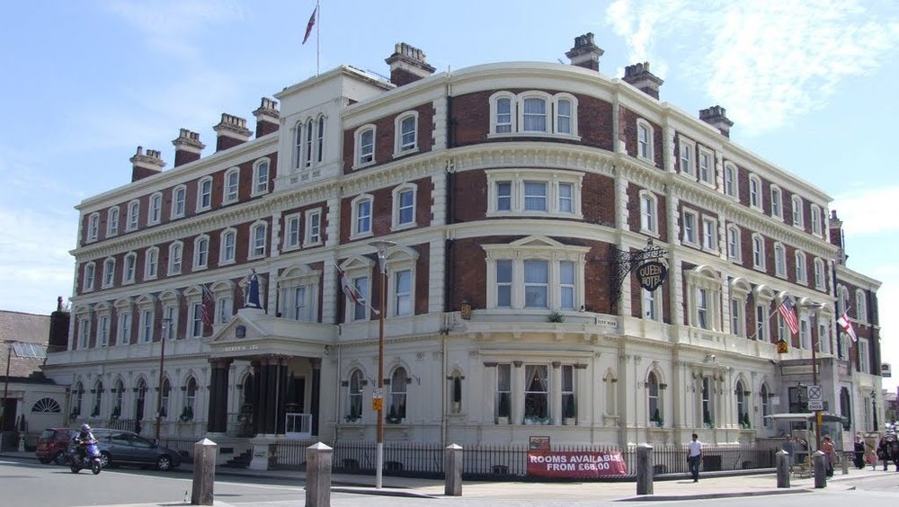 The Queens Hotel Chester - 4th November 2018 4nts