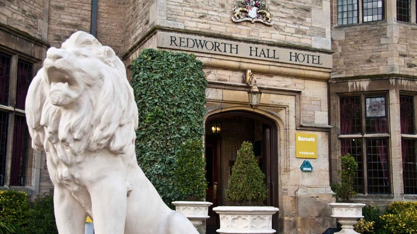 Redworth Hall hotel durham - 18th November 2018 4nts