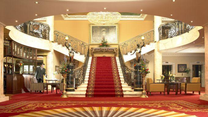 Bridge House Hotel Tullamore Ireland