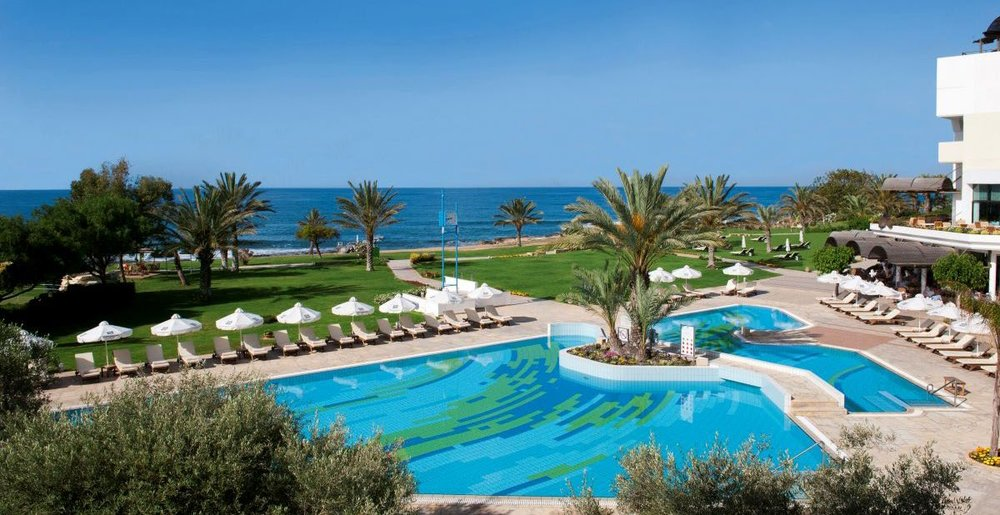 Athena Royal Hotel Paphos Cyprus ADULT ONLY