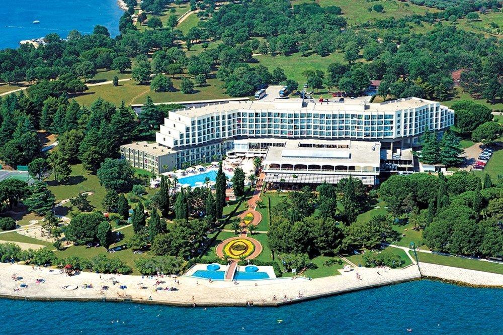 Hotel Laguna Materada Porec CROATIA