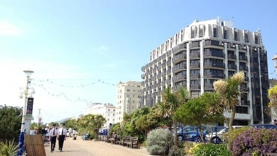the view hotel eastbourne - 2nd November 2018 5nts