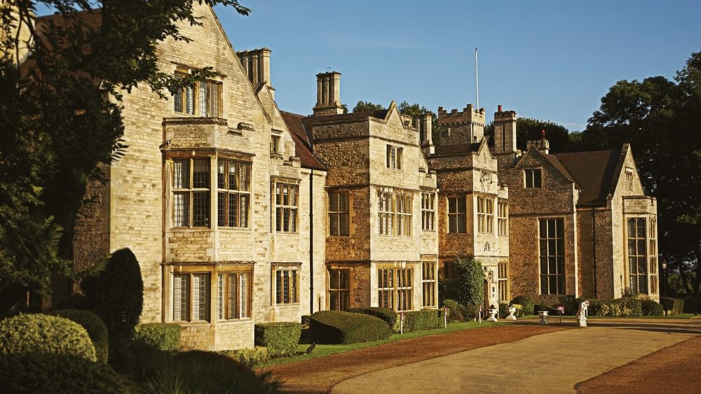 17th century Jacobean Manor House