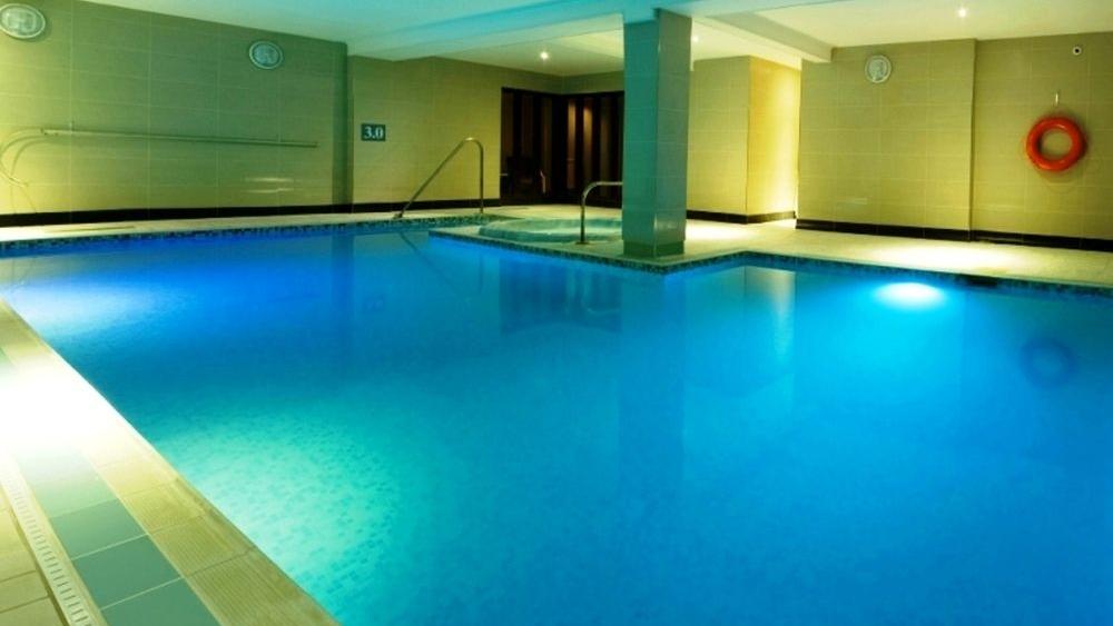 Indoor Pool & Snooker Room