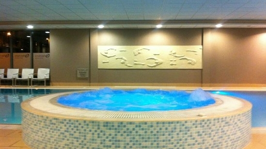 Indoor swimming pool, SaunaSteam room, Jacuzzi