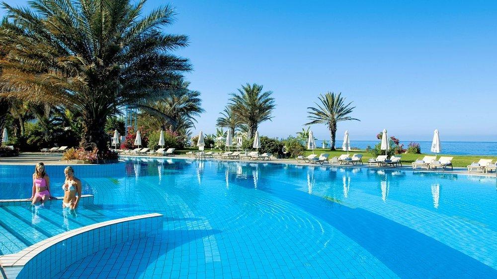 Athena Beach Hotel Paphos CYPRUS