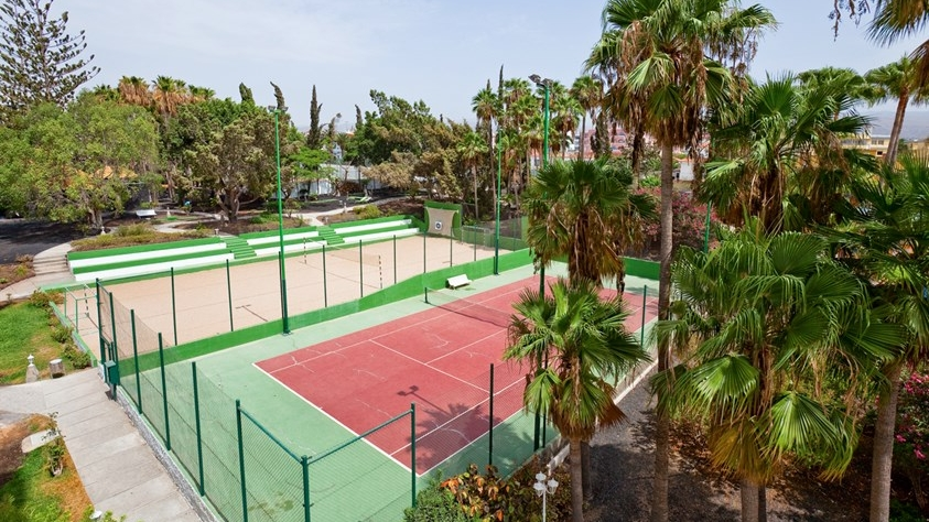 Tennis and Petanque Facilities