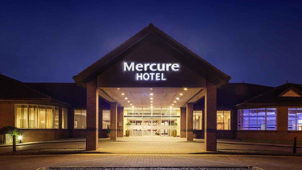 Daventry Court Mercure 4 Star Hotel