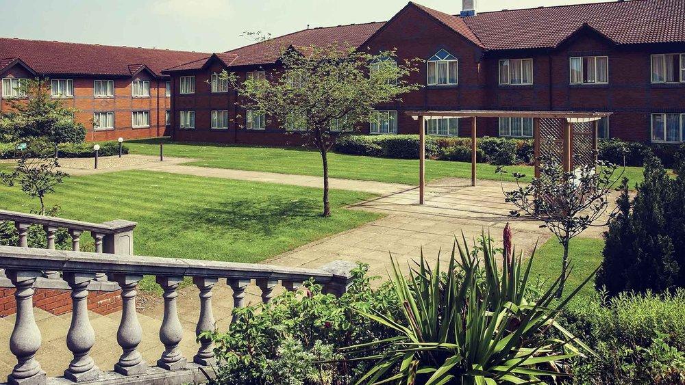 Delightful inner courtyard