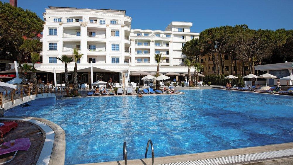 4 Star Fafa Hotel Albania