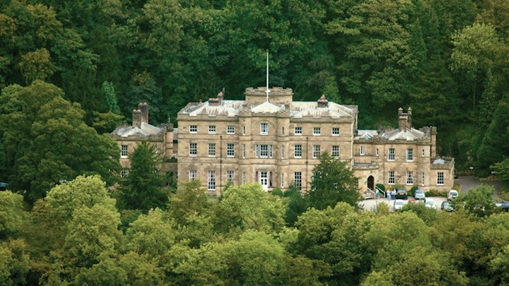 Willersley Castle Cromford - 13th January 2019 4nts