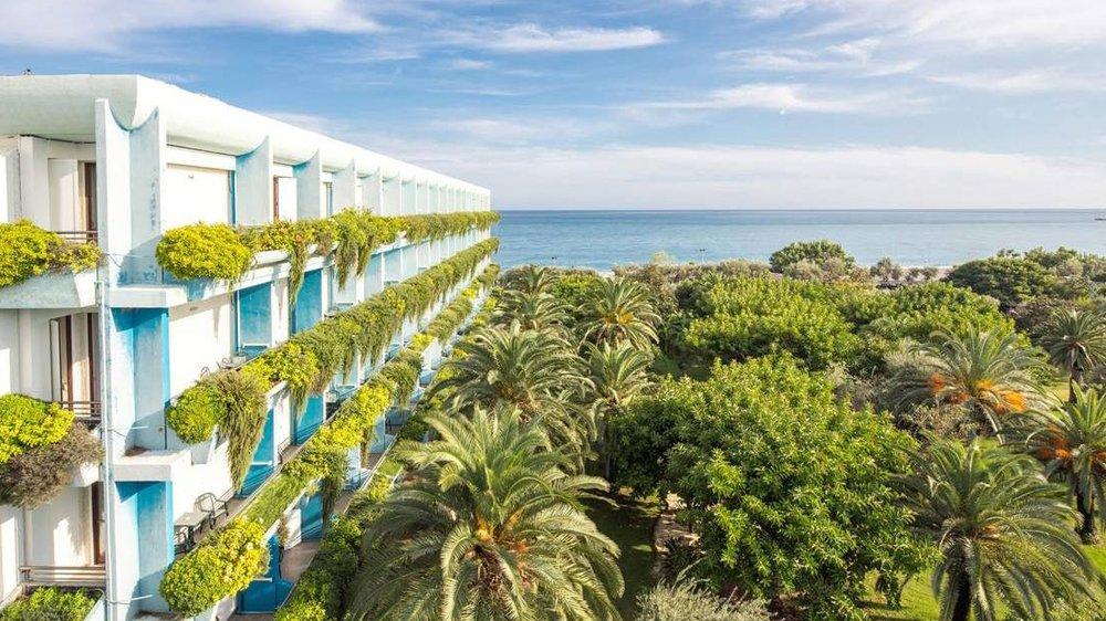 Naxos Beach Hotel Sicily