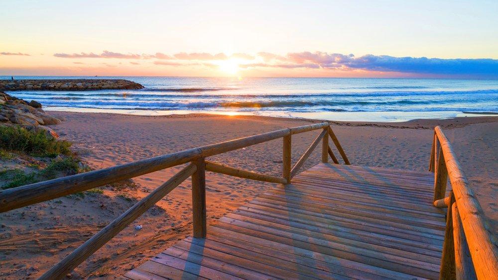 Hotel Playas de Guardamar Costa Blanca Alicante SPAIN
