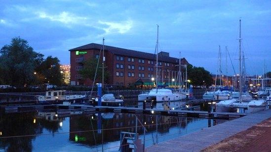 Holiday INN Hull Marina - 18th October 2018 4nts