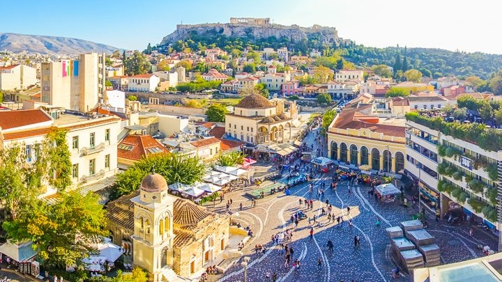 WYNDHAM GRAND HOTEL ATHENS - 30th Jan 2019 7nts