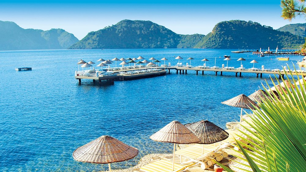 Labranda Hotel MARMARIS TURKEY - 21st Sep 2019 BRIDGE & BOULES