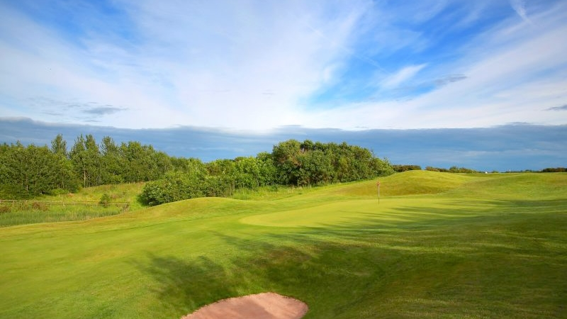 18 Hole Golf Course on site